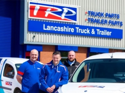 Lancashire DAF opens doors to flagship TRP shop