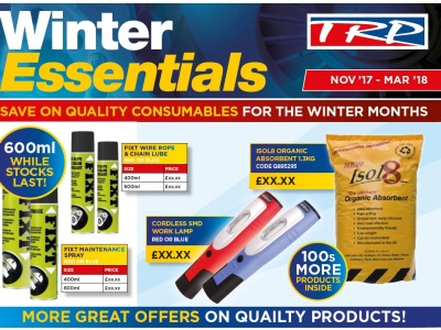 TRP Winter Essentials Nov 18