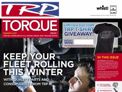 TRP Torque Issue 1