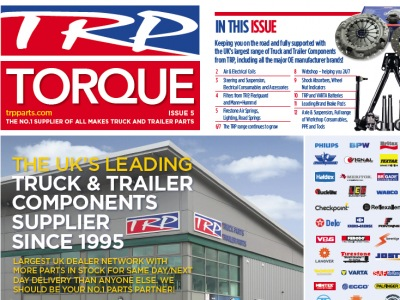 TRP Torque Issue 5