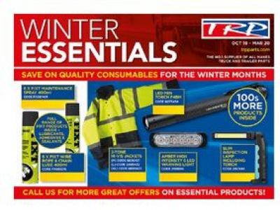 TRP Winter Essentials Offers Octrober 19 - March 20
